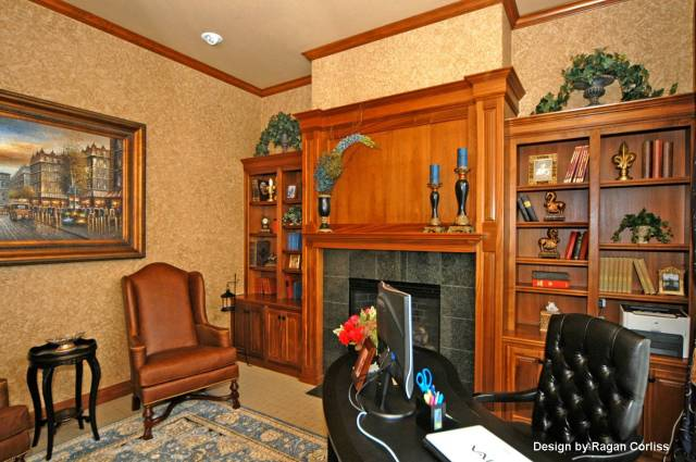 After photo, interior design by Ragan Corliss