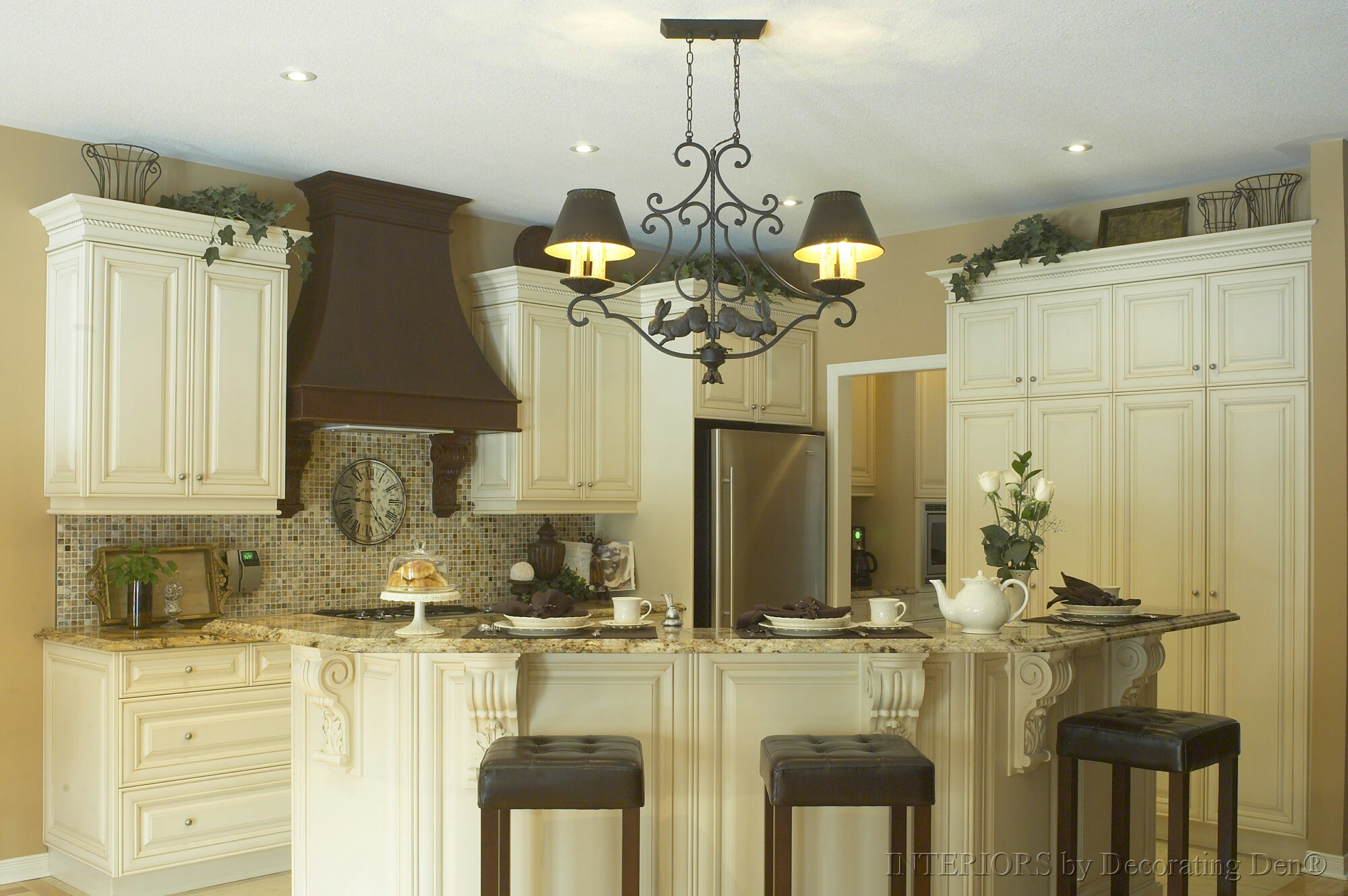 Important kitchen interior design components part 3 to for Kitchen hood designs ideas