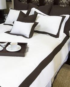 Pre-made bed set