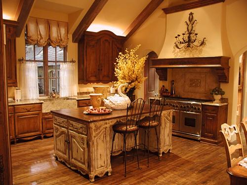 Kitchen Remodel Designs Tuscan Kitchen Decorating Ideas 2