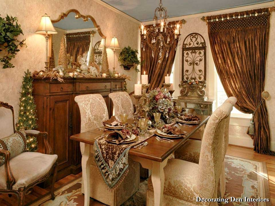 if hosting a gift exchange prioritize decorating the room - Decorate Your Home For Christmas Cheap