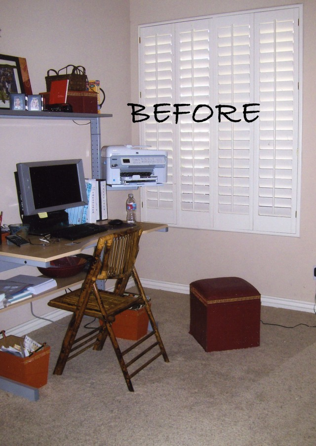 Tips for redecorating your home office devine decorating for Home alone office decorations