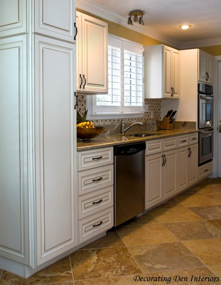 Refinishing cabinetry, adding solid surface counters, and updating your knobs and flooring is a sure bet for increasing the value of your home.