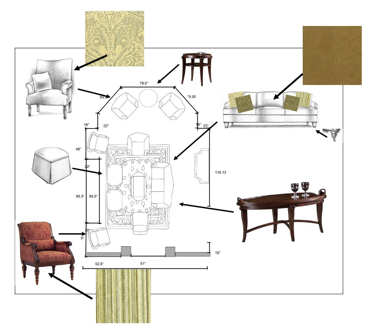 Living room furniture plans for Living room furniture plan