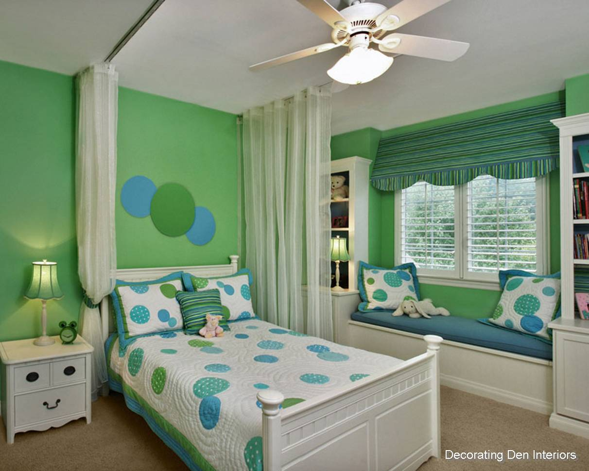 Tips for Decorating Kid's Rooms | Devine Decorating ...