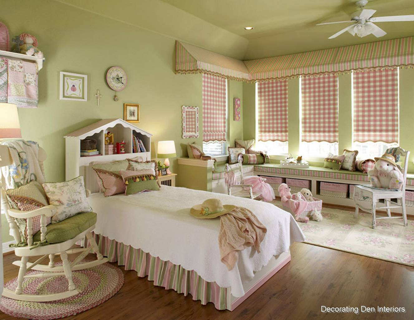 Best interior design house for Blinds for kids rooms
