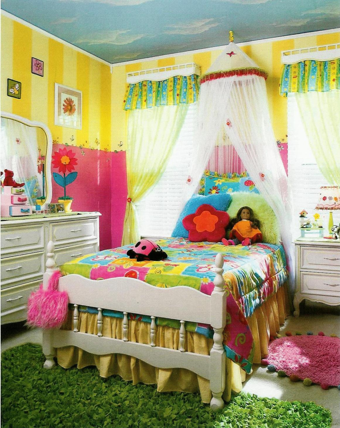 Tips for decorating kid s rooms devine decorating results for your interior - Bedroom for kids ...