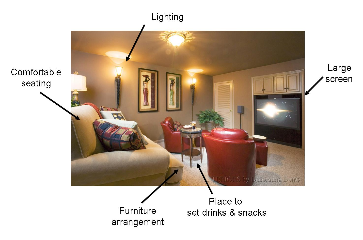 I like the elevated couch area. | Room Design Ideas | Pinterest ...