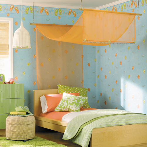 Decorating Den: Tips For Decorating Kid's Rooms