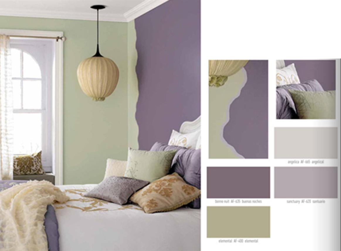 How To Ease The Process Of Choosing Paint Colors Devine: home interior paint schemes