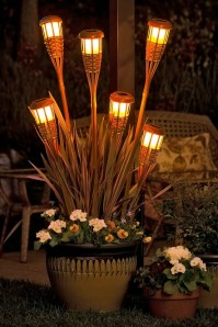 Lighging idea from Lowes