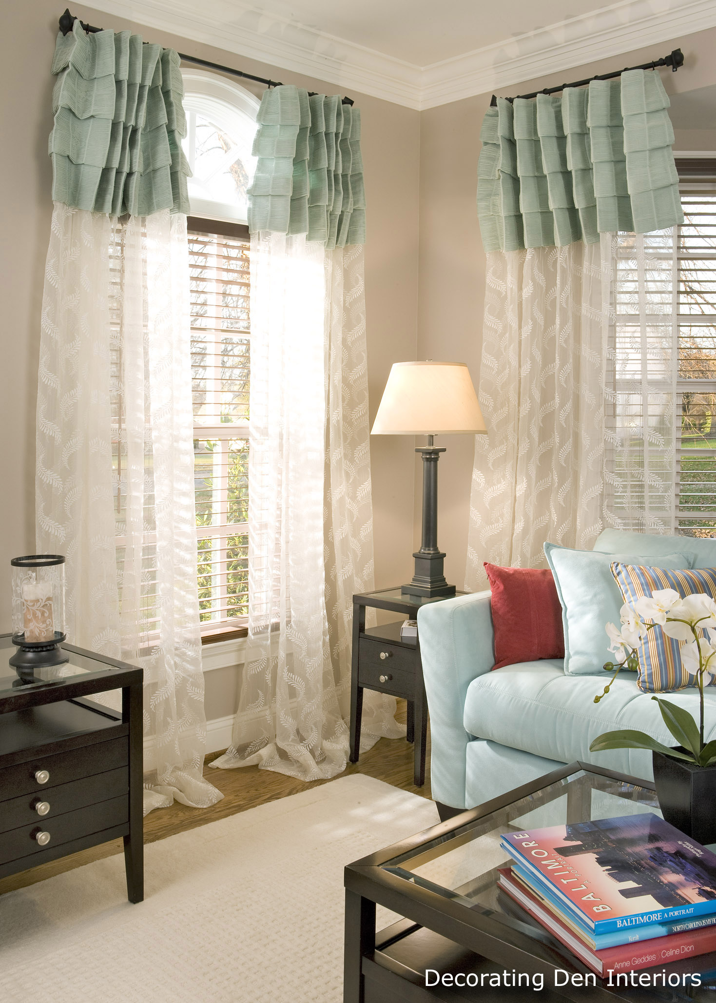 Cost-Effective Ideas for Changing Out Your Window Treatments in Summer ...