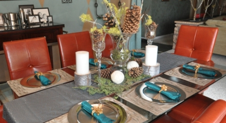 Branches-logs-pinecones-table-centerpiece